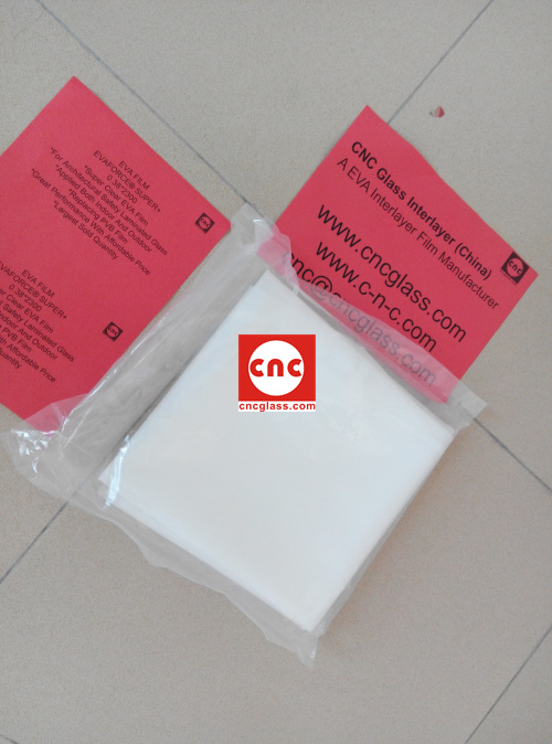 Ethylene Vinyl Acetate Copolymer EVA INTERLAYER FILM SAMPLE (13)