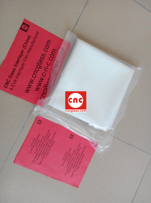 Ethylene Vinyl Acetate Copolymer EVA INTERLAYER FILM SAMPLE (15)