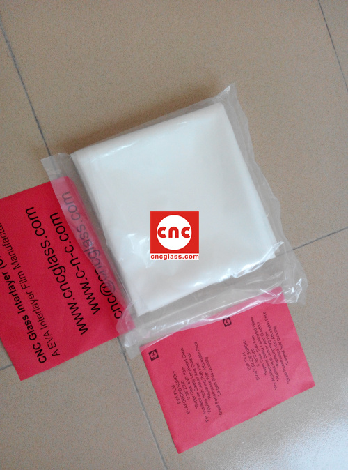 Ethylene Vinyl Acetate Copolymer EVA INTERLAYER FILM SAMPLE (16)