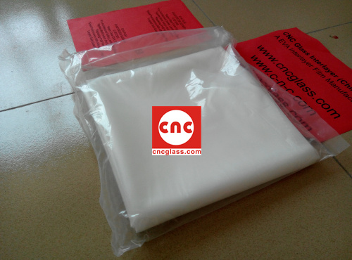 Ethylene Vinyl Acetate Copolymer EVA INTERLAYER FILM SAMPLE (3)