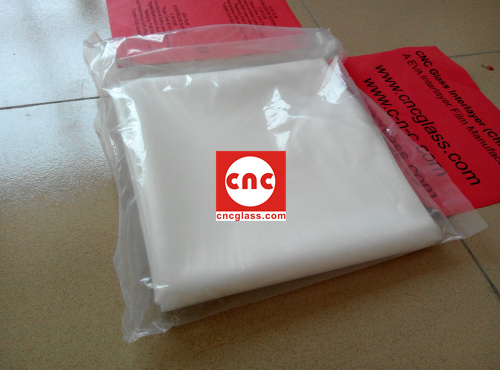 Ethylene Vinyl Acetate Copolymer EVA INTERLAYER FILM SAMPLE (5)