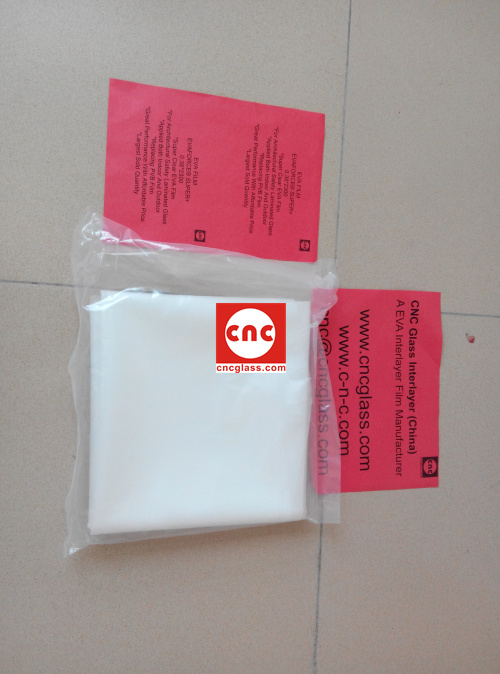Ethylene Vinyl Acetate Copolymer EVA INTERLAYER FILM SAMPLE (6)