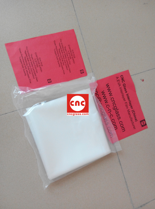 Ethylene Vinyl Acetate Copolymer EVA INTERLAYER FILM SAMPLE (7)