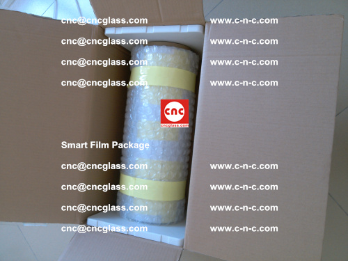 Package of Smart film, Smart glass film, Privacy glass film (1)