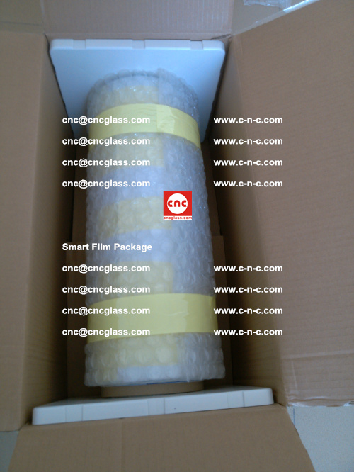 Package of Smart film, Smart glass film, Privacy glass film (10)