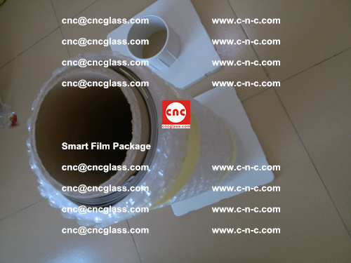Package of Smart film, Smart glass film, Privacy glass film (18)