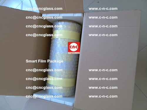 Package of Smart film, Smart glass film, Privacy glass film (43)