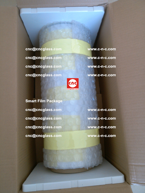 Package of Smart film, Smart glass film, Privacy glass film (8)