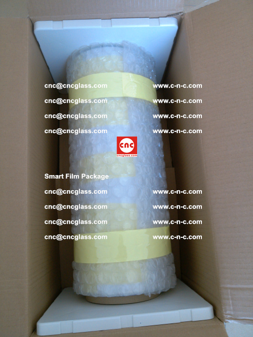 Package of Smart film, Smart glass film, Privacy glass film (9)