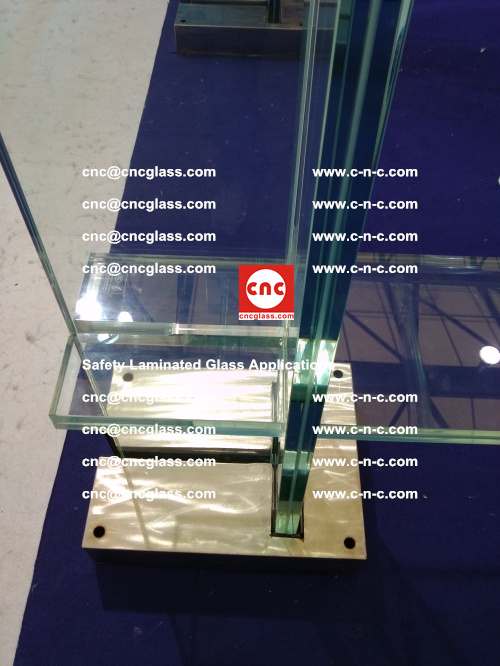 Safety laminated glass, Safety glazing, EVA Film, Glass interlayer (100)