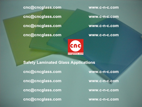 Safety laminated glass, Safety glazing, EVA Film, Glass interlayer (103)