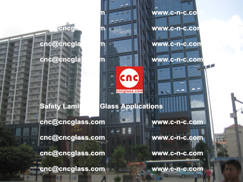 Safety laminated glass, Safety glazing, EVA Film, Glass interlayer (105)