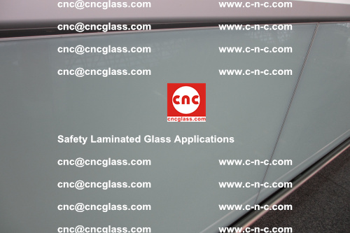 Safety laminated glass, Safety glazing, EVA Film, Glass interlayer (108)