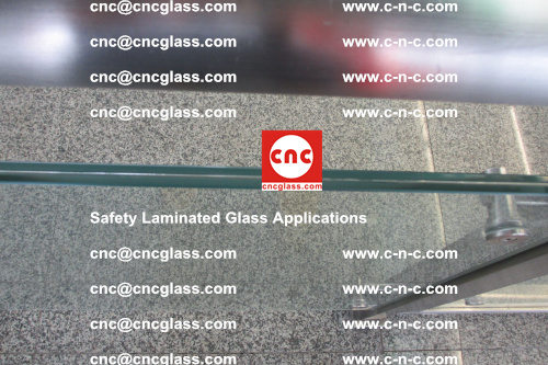 Safety laminated glass, Safety glazing, EVA Film, Glass interlayer (109)