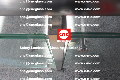 Safety laminated glass, Safety glazing, EVA Film, Glass interlayer (112)