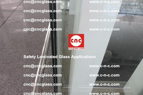 Safety laminated glass, Safety glazing, EVA Film, Glass interlayer (113)