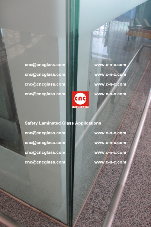 Safety laminated glass, Safety glazing, EVA Film, Glass interlayer (115)