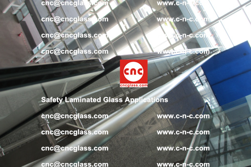 Safety laminated glass, Safety glazing, EVA Film, Glass interlayer (116)