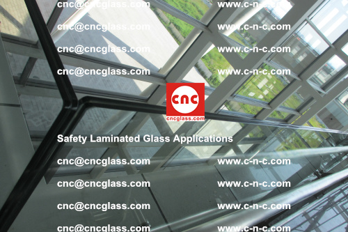 Safety laminated glass, Safety glazing, EVA Film, Glass interlayer (117)