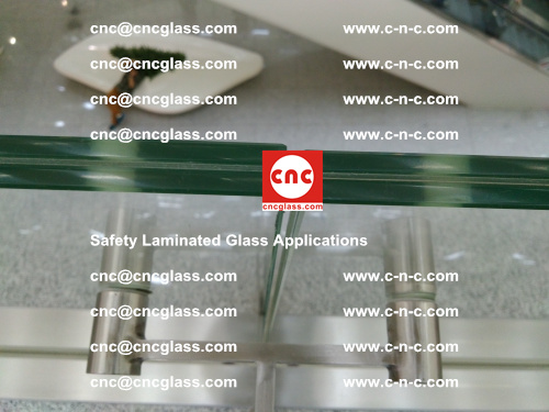 Safety laminated glass, Safety glazing, EVA Film, Glass interlayer (118)