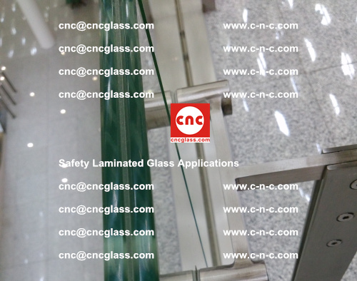 Safety laminated glass, Safety glazing, EVA Film, Glass interlayer (119)