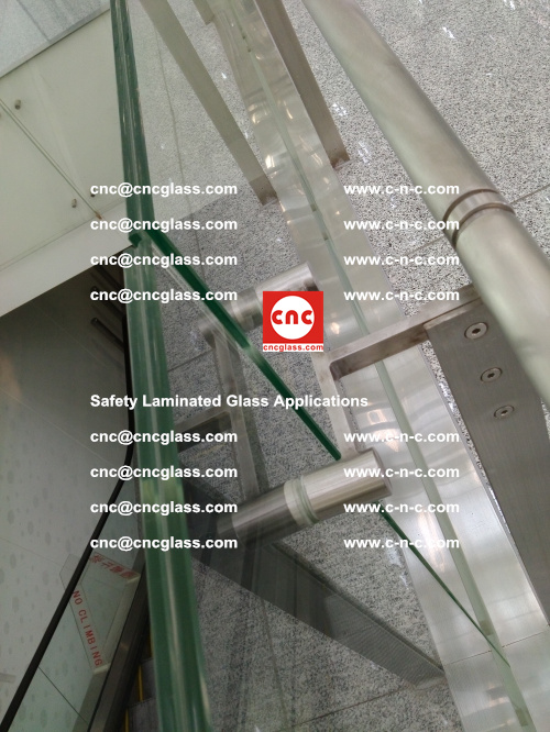 Safety laminated glass, Safety glazing, EVA Film, Glass interlayer (123)