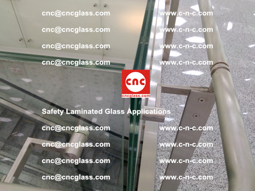 Safety laminated glass, Safety glazing, EVA Film, Glass interlayer (125)