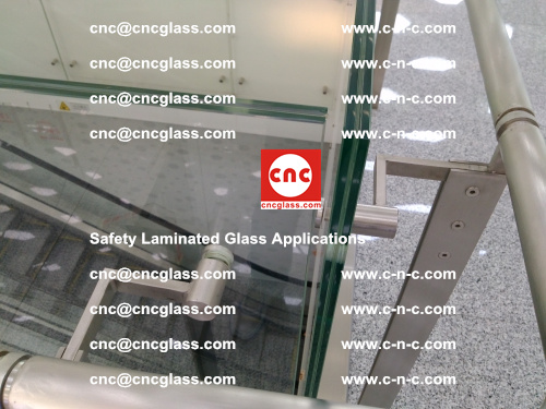 Safety laminated glass, Safety glazing, EVA Film, Glass interlayer (126)