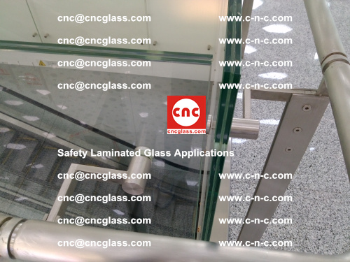 Safety laminated glass, Safety glazing, EVA Film, Glass interlayer (127)