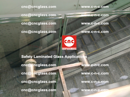 Safety laminated glass, Safety glazing, EVA Film, Glass interlayer (130)
