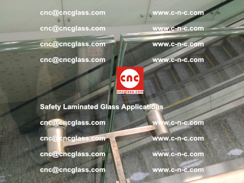 Safety laminated glass, Safety glazing, EVA Film, Glass interlayer (131)