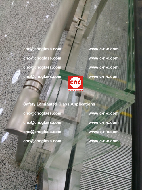 Safety laminated glass, Safety glazing, EVA Film, Glass interlayer (133)