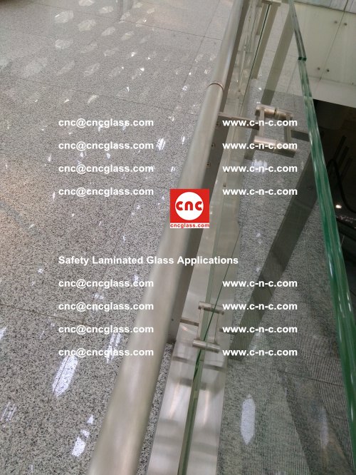 Safety laminated glass, Safety glazing, EVA Film, Glass interlayer (134)