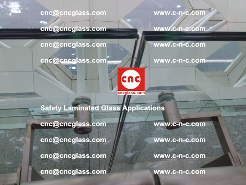 Safety laminated glass, Safety glazing, EVA Film, Glass interlayer (135)