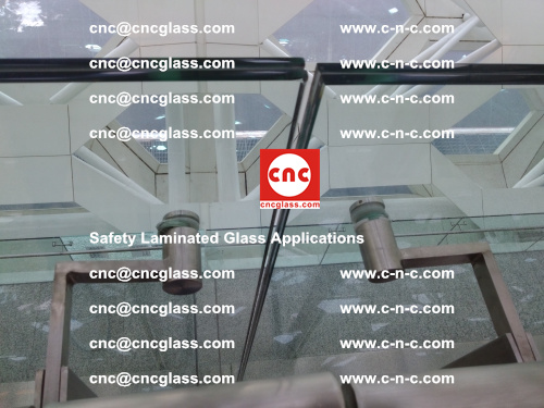 Safety laminated glass, Safety glazing, EVA Film, Glass interlayer (136)
