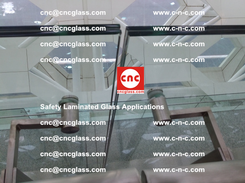 Safety laminated glass, Safety glazing, EVA Film, Glass interlayer (137)