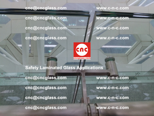 Safety laminated glass, Safety glazing, EVA Film, Glass interlayer (139)