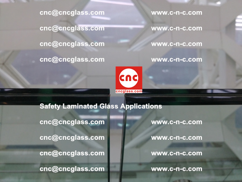 Safety laminated glass, Safety glazing, EVA Film, Glass interlayer (143)