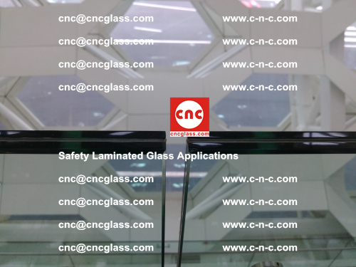 Safety laminated glass, Safety glazing, EVA Film, Glass interlayer (144)