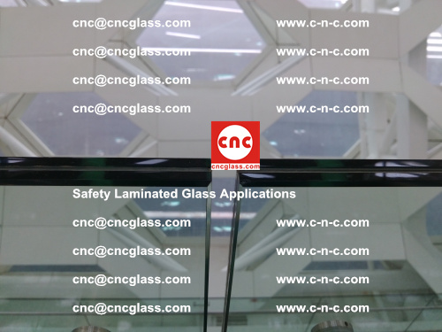 Safety laminated glass, Safety glazing, EVA Film, Glass interlayer (145)