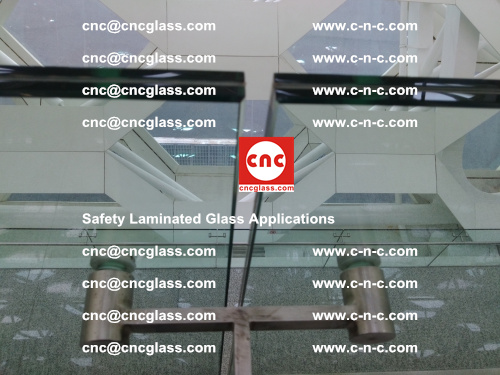 Safety laminated glass, Safety glazing, EVA Film, Glass interlayer (146)