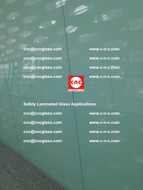 Safety laminated glass, Safety glazing, EVA Film, Glass interlayer (147)