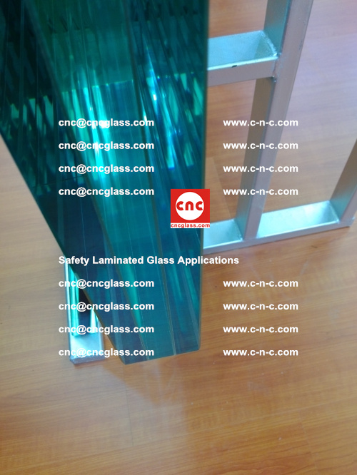 Safety laminated glass, Safety glazing, EVA Film, Glass interlayer (50)