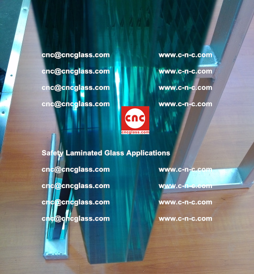 Safety laminated glass, Safety glazing, EVA Film, Glass interlayer (52)