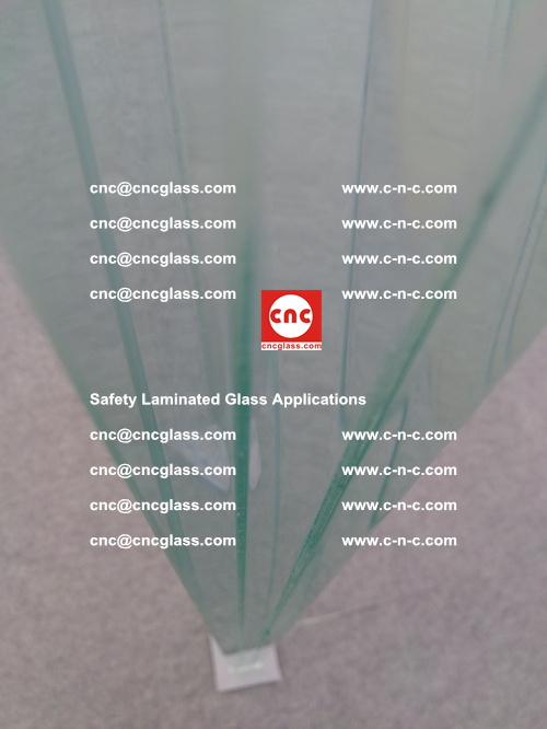 Safety laminated glass, Safety glazing, EVA Film, Glass interlayer (65)
