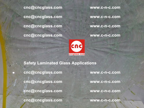 Safety laminated glass, Safety glazing, EVA Film, Glass interlayer (72)