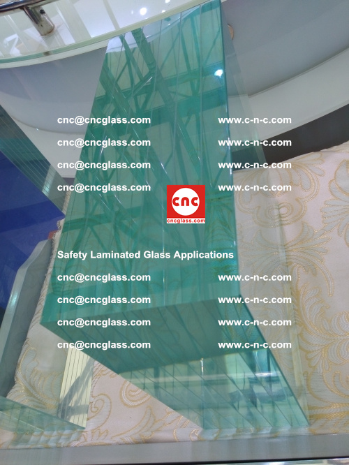 Safety laminated glass, Safety glazing, EVA Film, Glass interlayer (78)