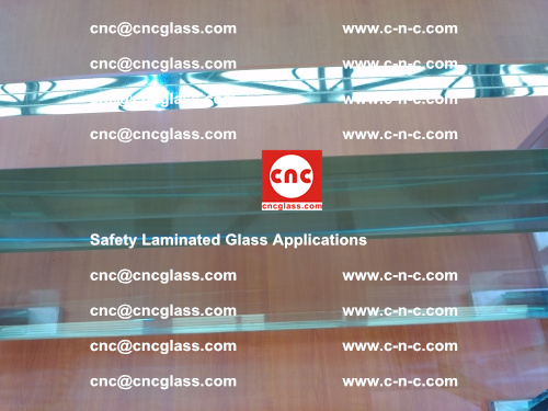 Safety laminated glass, Safety glazing, EVA Film, Glass interlayer (8)