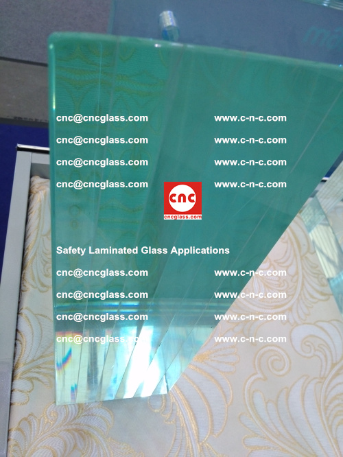 Safety laminated glass, Safety glazing, EVA Film, Glass interlayer (90)