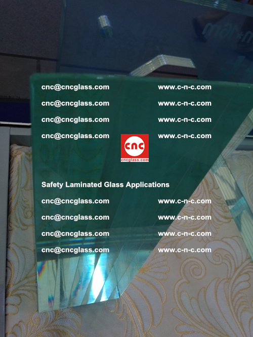 Safety laminated glass, Safety glazing, EVA Film, Glass interlayer (92)